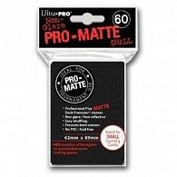UltraPro: Pro-Matte DP Sleeves - černá