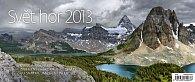 Kalendář stolní 2013 - Svět hor