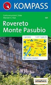 Kompass 101 Monte Pasubio TM