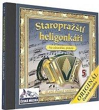 Staropražští heligonkáři-Na zdravíčko-CD