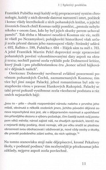 Náhled České pohanství