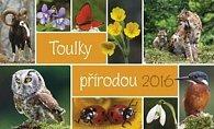 Toulky přírodou 2016 - stolní kalendář