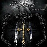 Nightwish 2011 - nástěnný kalendář