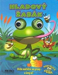 Hladový žabák  - pohyblivá očka