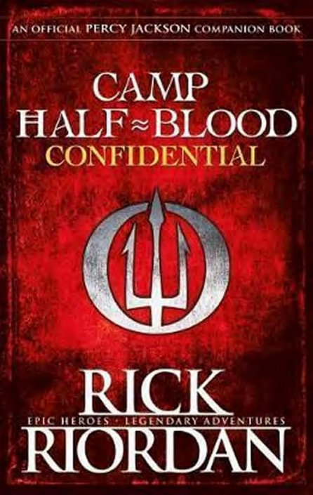 Náhled Camp Half-Blood Confidential