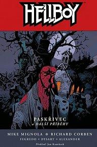 Hellboy 10 - Paskřivec a další příběhy