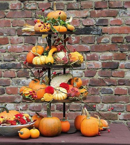 Náhled Kouzla s dýněmi - Nejlepší recepty a dekorace z dýňového statku Ligges