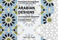 Arabian Designs Postcard Colouring Book