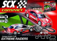 Autodráha Extreme Raiders SCX Compact Set 1:43