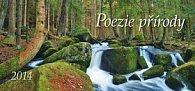 Poezie přírody - stolní kalendář 2014