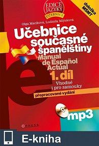Učebnice současné španělštiny 1. díl + mp3 (E-KNIHA)