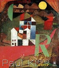 Kalendář nástěnný 2017 - Paul Klee/Exclusive