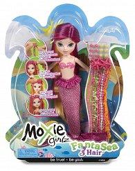 Moxie Girlz Pohádková vodní víla, 3 druhy