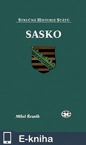Sasko - Stručná historie států (E-KNIHA)