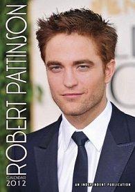 Kalendář 2012 - Robert Pattinson