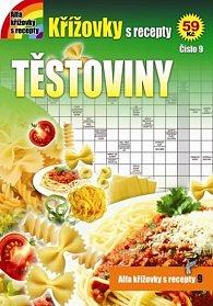 Křížovky s recepty 9 - Těstoviny