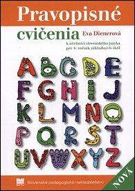 Pravopisné cvičenia k učebnici slovenského jazyka pre 4. ročník základných škôl