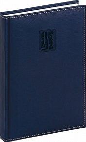 Diář 2013 - Grande - Denní A5, tmavě modrá, 15 x 21 cm