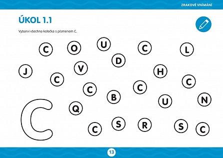 Náhled Učíme se hlásku C: Logopedie s úsměvem