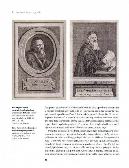 Náhled Jan Amos Komenský v českém a světovém výtvarném umění (1642-2016)