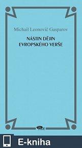 Nástin dějin evropského verše (E-KNIHA)