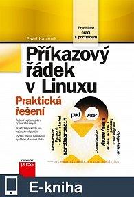 Příkazový řádek v Linuxu (E-KNIHA)