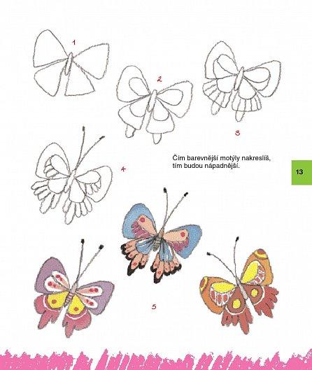 Náhled Nauč se kreslit 2 - Nauč se kreslit krok za krokem zvířata a postavy z džungle