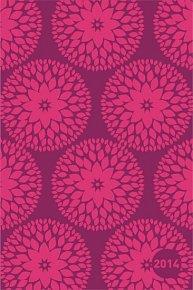 Diář 2014 - Mandala - Týdenní magnetický (ČES, SLO, MAĎ, POL, RUS, ANG)