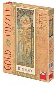 Alfons Mucha - Nádhera dne - puzzle 1000