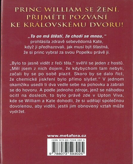 Náhled William & Kate - Příběh lásky - Svatba století