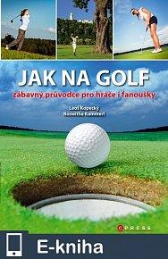 Jak na golf (E-KNIHA)