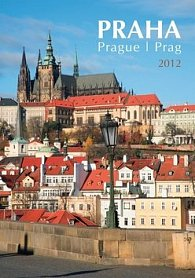 Praha 2012 - nástěnný kalendář