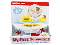 Moje první ponorka