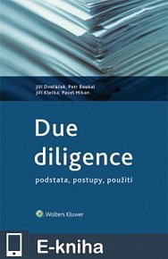 Due diligence - podstata, postupy, použití (E-KNIHA)