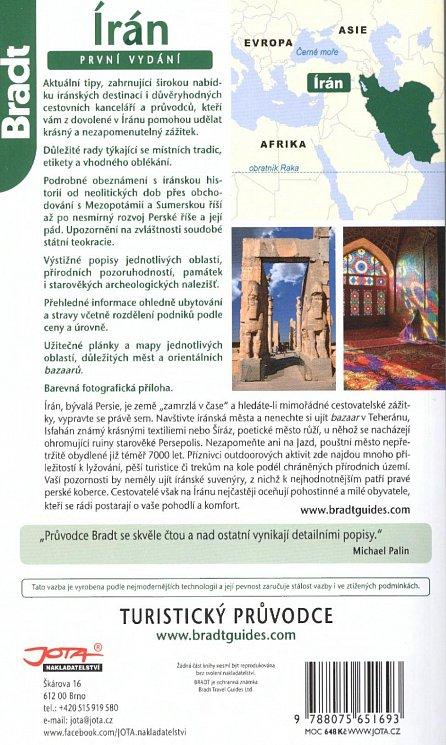 Náhled Írán - Turistický průvodce