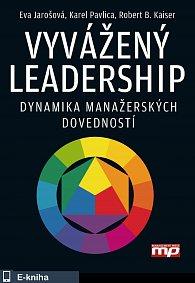Vyvážený leadership (1. vyd. jako Versatilní vedení) (E-KNIHA)