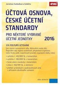 Účtová osnova, České účetní standardy 2016