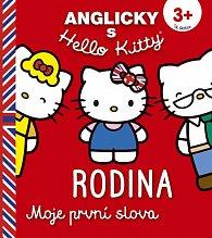 Hello Kitty - Rodina - leporelo (angličtina s Hello Kitty)