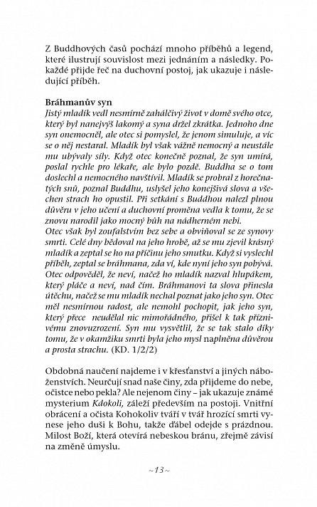 Náhled Buddhovy věčné zákony. Cesta k vnitřní svobodě