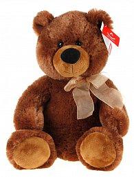 Medvěd plyšový sedící 48cm