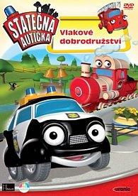 Statečná autíčka - Vlakové dobrodružství