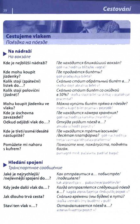 Náhled Ruština - konverzace s námi se domluvíte