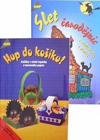 Balíček 2ks Topp Slet čarodějnic + Hup do košíku!