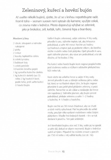 Náhled Polévková mánie - 80 chutí a vůní zabalených do méně než 300 kalorií