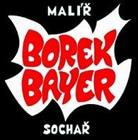 Borek Bayer malíř, sochař