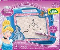 Magnetická tabulka Princezny