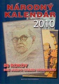 Národný kalendár 2010