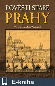 Pověsti staré Prahy (E-KNIHA)