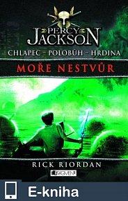 Percy Jackson – Moře nestvůr (E-KNIHA)