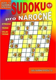 Sudoku speciál 12 pro nároční